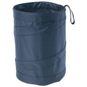 Hopkins Pop Up Trash Can Fold Portable Camping Picnic Party Outdoor