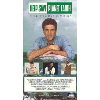 Help Save Planet Earth [VHS] Ted Danson, John Ritter