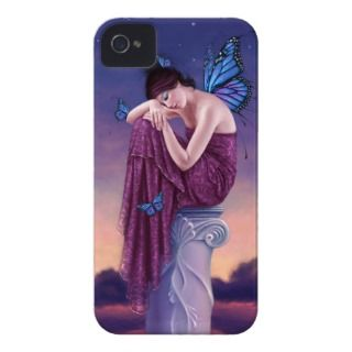 Sunset Fairy iPhone 4/4S Case Mate Barely There™ iPhone 4 Case