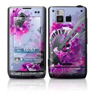 Live Design Protective Skin Decal Sticker for LG Dare Cell