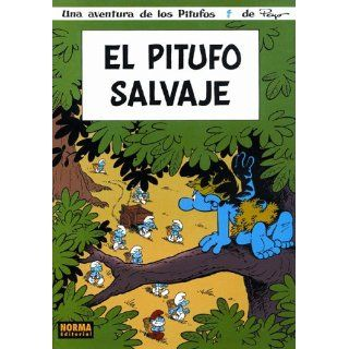 Los Pitufos, Vol. 2 El Pitufo Salvaje The Smurfs Vol. 2 The Wild