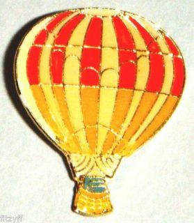 Hot Air Balloon Lapel Pin Badge Brooch Souvenir New
