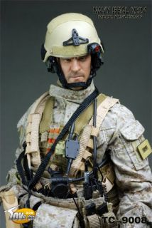 New Navy Seal Hot Toys City Dragon MK14 MOD1 Rifleman Full Display