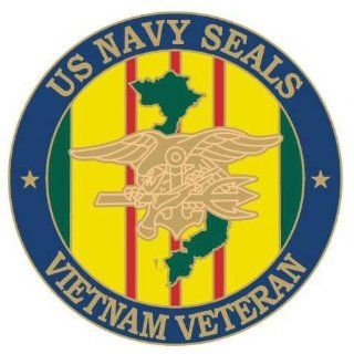 US Navy Seals Vietnam Veteran Pin Everything Else