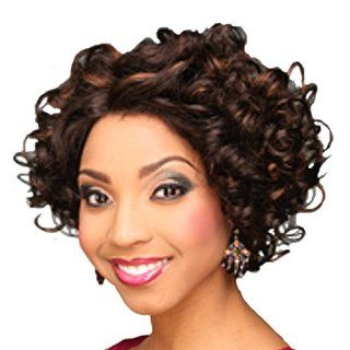 EVE BEYONCE 83 Lace Front Synthetic Wig Color#2 Dark Brown