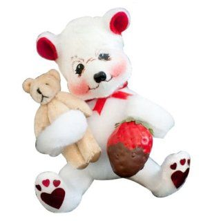 Annalee Doll Valentines Berry Good Friends Bear 8