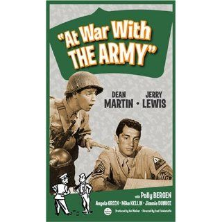At War with the Army Dean Martin, Jerry Lewis Movies