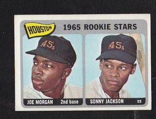 1965 Topps #16 Joe Morgan Rookie Houston Colt 45s Premium Vintage Card