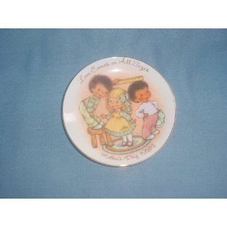 Avon 1984 Mothers Day Plate