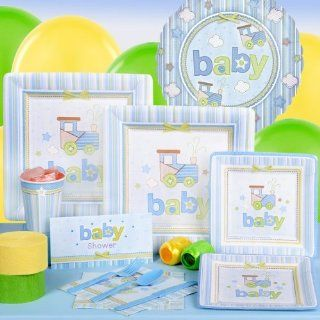 Amscan Carters Baby Boy Baby Shower Standard Party Pack
