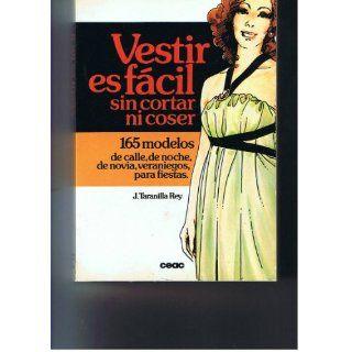 VESTIR ES FACIL SIN CORTAR NI COSER (Biblioteca Femenina