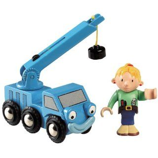 Brio Bob the Builder Lofty & Wendy, 2 Piece Set: Toys