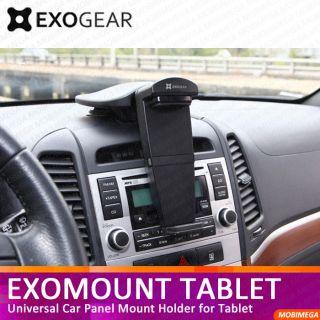 Exogear Exomount Tablet Dash Car Mount Holder Apple iPad 1 2 3 iPad2