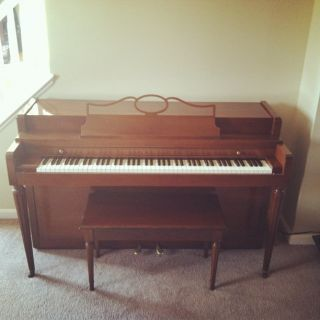 Howard by Baldwin Upright Spinet Piano