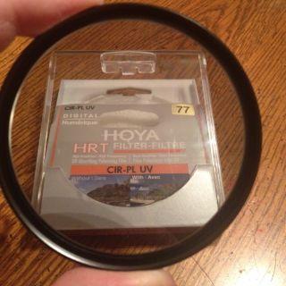 Hoya 77mm HRT Circular Polarizer