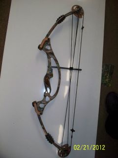 Hoyt Rintec Right Hand Camo Compound Bow