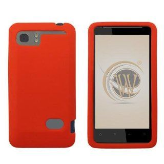 VMG HTC Vivid AT&T Soft Silicone Rubber Skin Case Cover