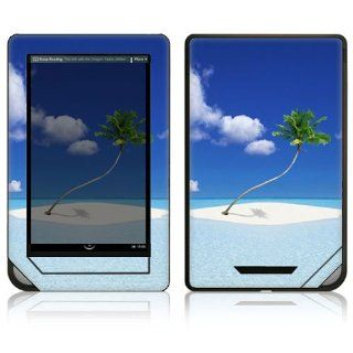 Nook Color Decal Sticker Skin   Welcome To