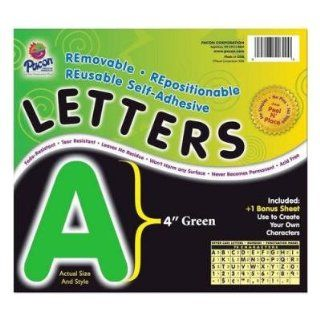 Pacon Pacon Self Adhesive Removable Letters PAC51624
