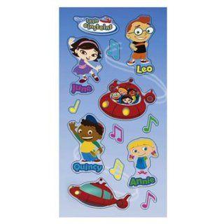 Little Einsteins Stickers 4 Sheets Toys & Games
