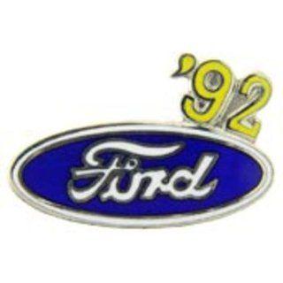 Ford 92 Logo Pin 1 Arts, Crafts & Sewing
