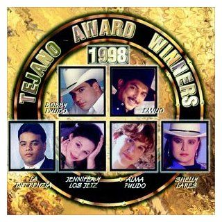1998 Tejano Award Winners Various Artists Music