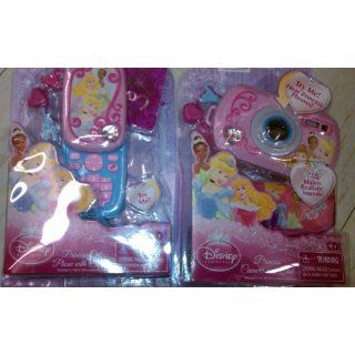 Disney Princess Camera and Phone With Cases Everything