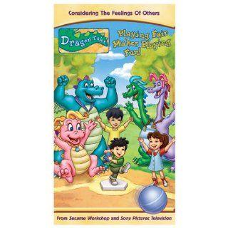 Dragon Tales   Playing Fair Makes Playing Fun [VHS