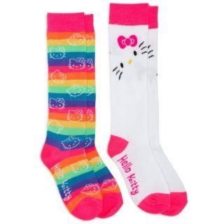 Hello Kitty Girls 7 16 Multi Stripe/white Hello Kitty
