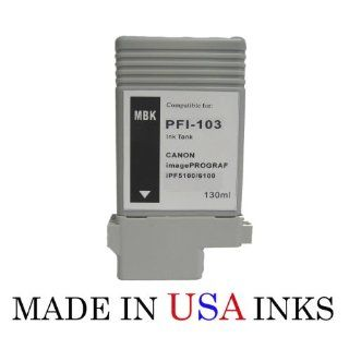 PFI 103 New Compatible Cartridge for IPF5100 6100s  Matte
