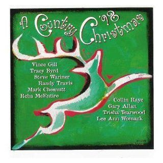 A Country Christmas 98 Various Artists, Reba McEntire