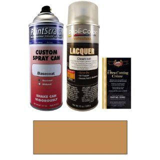 12.5 Oz. Dark Honey Metallic Spray Can Paint Kit for 1985 Jeep