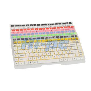 Silicone Laptop Keyboard Skin Cover Protector for HP CQ62 G62