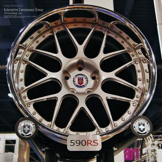 HRE 590RS Series 19in Wheels BMW Porsche Audi Ferrari