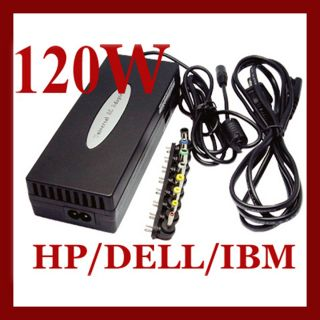 AC Charger Notebook Power Adapter for HP Dell IBM ThinkPad