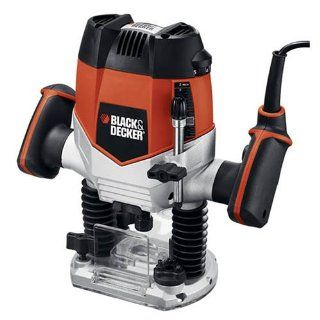 Black & Decker RP250 10 Amp 2 1/4 Inch Variable Speed Plunge Router