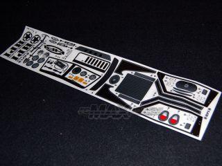 HPI Nitro MX 1 Body for MT2 18SS Rush EVO 1 10 Trucks