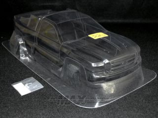 ONE brand new HPI RACING FORD F350 TRUCK BODY FOR MT2, ESAVAGE