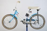 Vintage Huffy Catalina Girls Kids Childrens Bicycle Bike Retro White