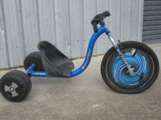 Blue Slider by Huffy 3 Wheel Bike Green Machine Era