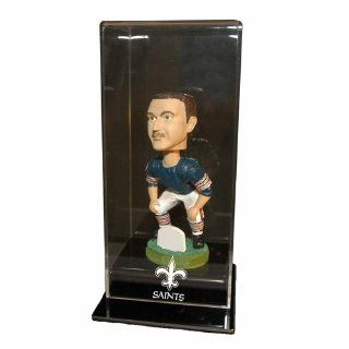 BSS   New Orleans Saints NFL Single Bobble Head Display