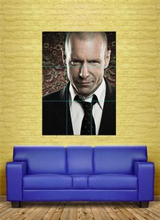 Hugh Dillon Flashpoint Custom Art Work Giant Poster Print 89 x 125 CMS