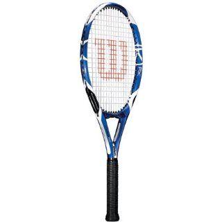 Wilson KFour FX (107) Tennis Racket, 4 1/8: Sports
