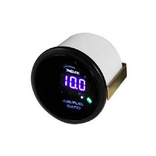 Xtune Digital Air Fuel Ratio Gauge 52MM   Smoke
