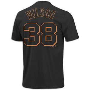 Majestic MLB Name and Number T Shirt   Mens   Brian Wilson   Giants