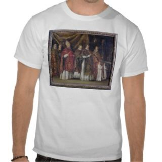 The Pontifical Mass or, The Procession Tshirt