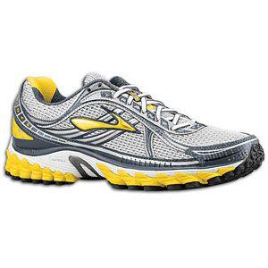 Brooks Trance 11   Mens   Running   Shoes   Varsity Maize/Pavement