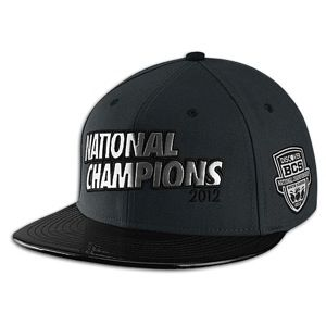 Nike National Champs Player Snapback   Mens   Alabama Crimson Tide