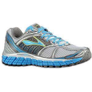 Brooks Trance 12   Womens   Running   Shoes   White/Silver/Black
