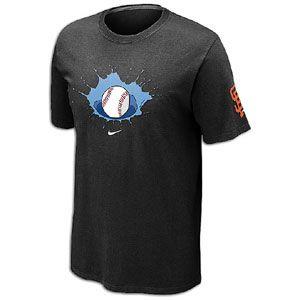 Nike MLB Local T Shirt 12   Mens   Baseball   Fan Gear   Giants